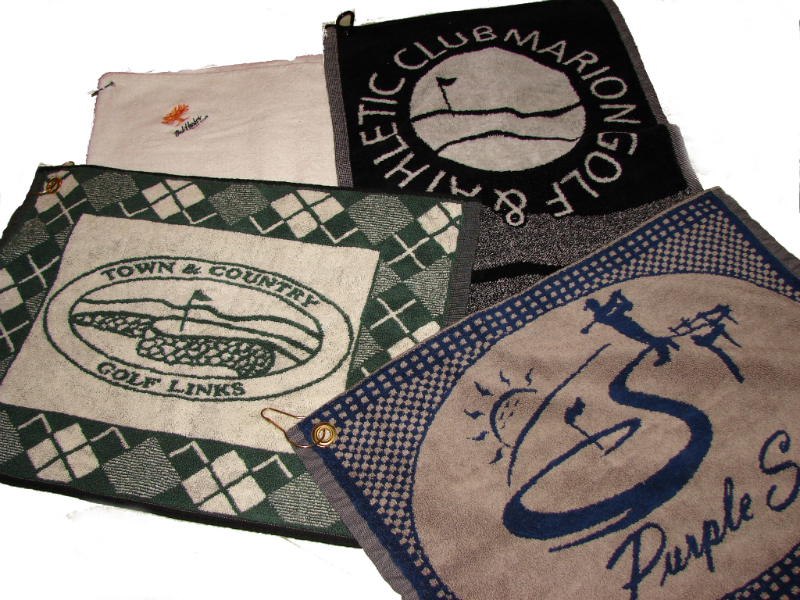Golf Towel Collection (1)