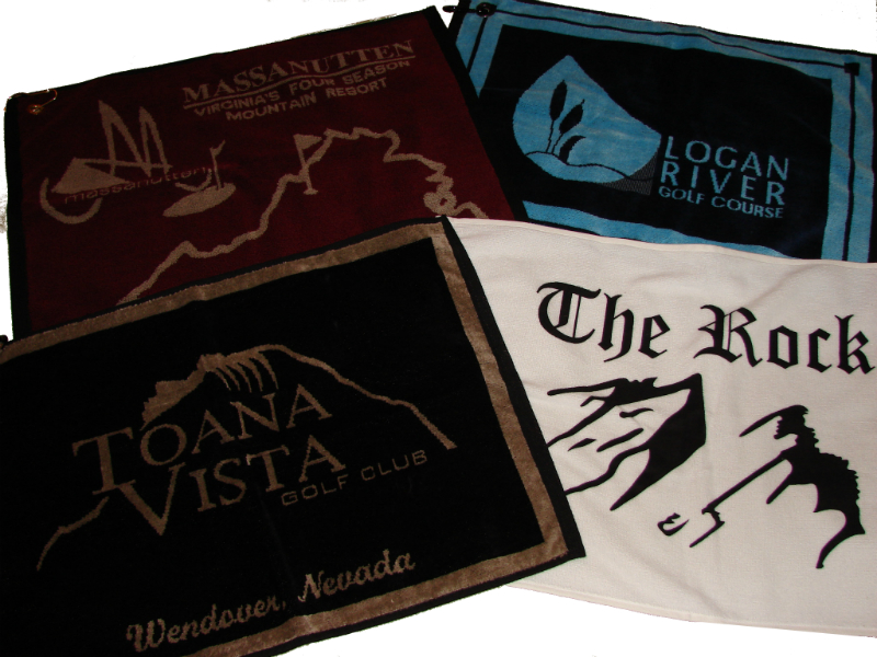 Golf Towel collection (2)