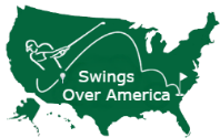 Golf Swings Over America