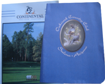 Covers for Continental CC and Oakcreek CC