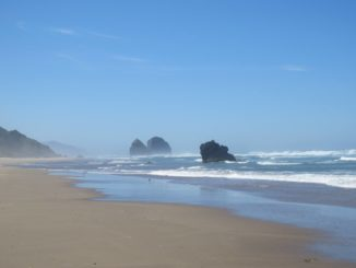 photo of Rock formations at Cannon Beach, Oregon