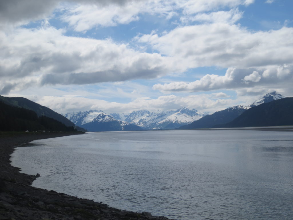 photo of Portage Glacier, Alaska